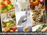 Muscle Building Workouts Routines