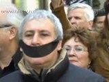 Журналисты Турции выступают против ареста коллег