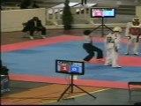 2011-03-12 - Championnats France combats Juniors - Sean 3