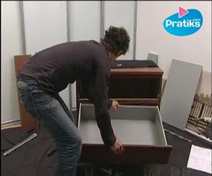 Comment Assembler La Commode 3 Tiroirs Malm D Ikea 6 6