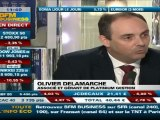 Olivier Delamarche BFM Business 15/03/2011 - 15 mars 2011