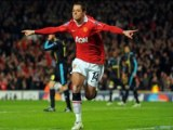 Manchester United 2-1 OL Marseille Hernandez great-double
