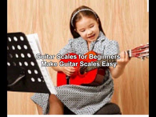 latin guitar scales