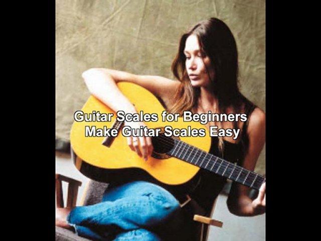 understanding guitar scales