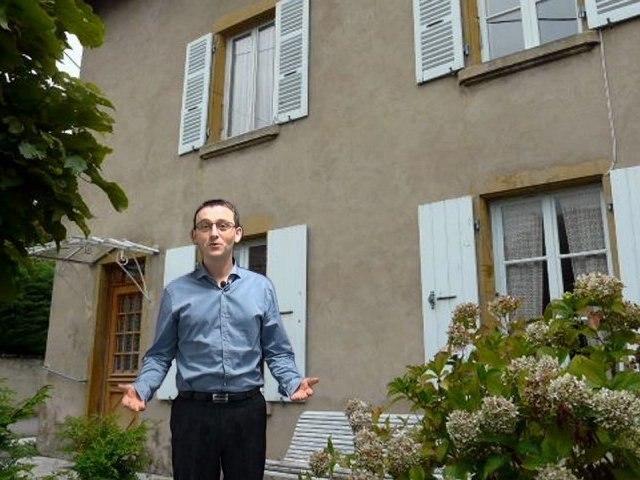 Maison 5 pièces à vendre à Cuinzier (Loire)