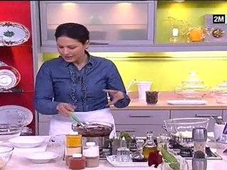 Choumicha recettes - pain au nigelle et biscuit au fruits secs