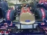 F1 - Presentazione Toro Rosso STR5