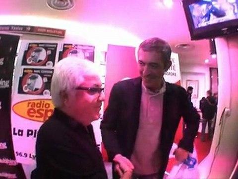 Reportage Marc Cerrone à Lyon