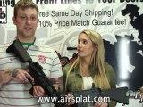 AirSplat On Demand: AGM M4 CQB Airsoft Electric Gun Rifle AEG 036 and 038