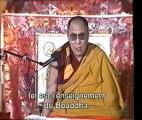Dalaï Lama en Dordogne - Enseignement sur La voie vers l' éveil