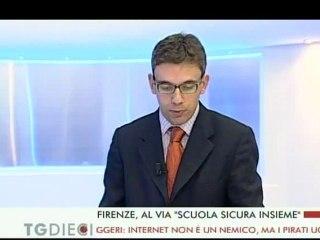 24 09 2010 News Firenze Canale 10