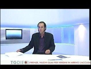 02 10 2010 News Sport Firenze Canale 10