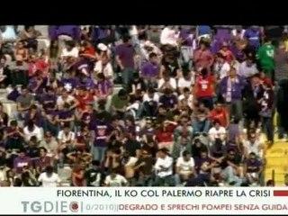 04 10 2010 News Sport Firenze Canale 10