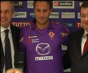Fiorentina presentazione Mazda 7 gennaio 2011