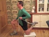Psoas Quadriceps Stretch- Eddie O'Grady Physiotherapist in Kerry