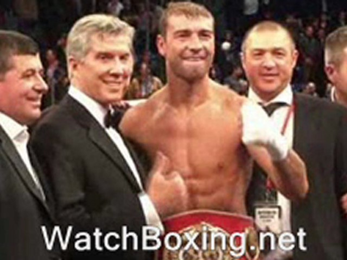 watch Brian Magee vs Lucian Bute Boxing Match Online