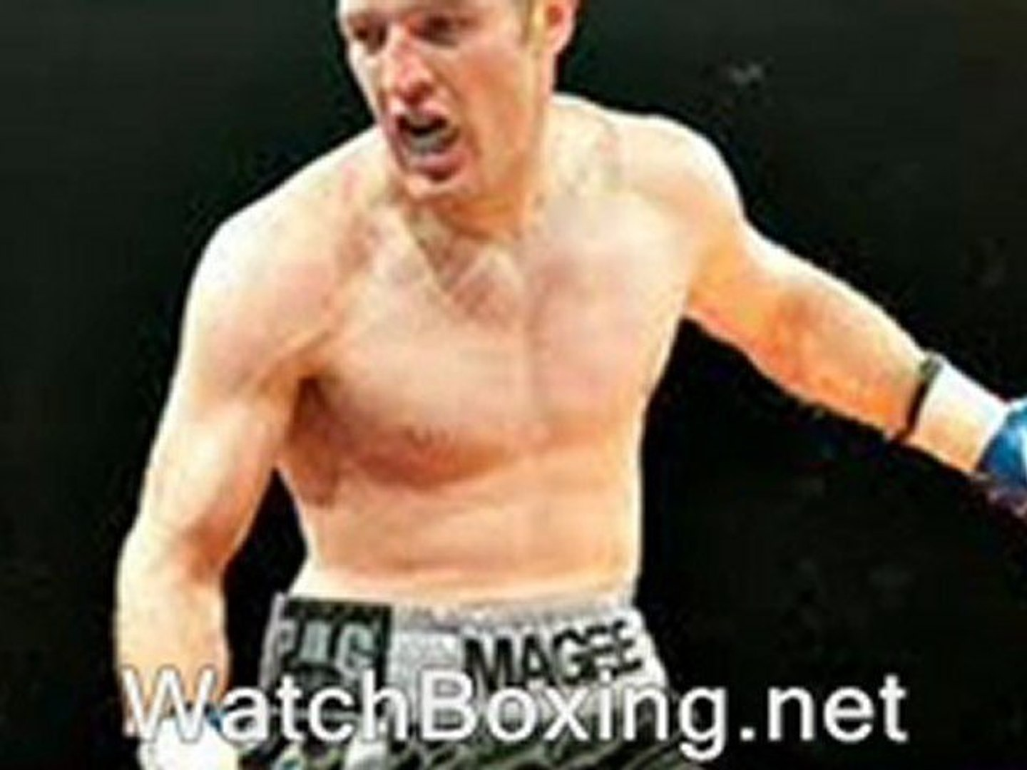 view pay per view Lucian Bute vs Brian Magee live online