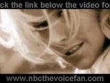 Christina Aguilera on The Voice of NBC
