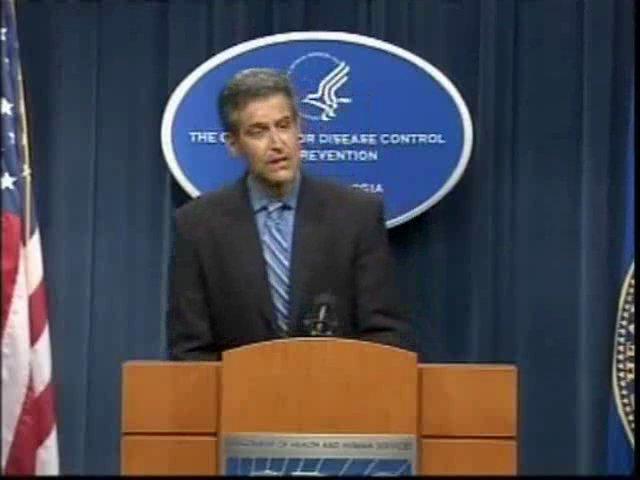 CDC confirms swine flu OUTBREAK!
