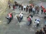 FLASH MOB DANCE 3ème Black eyed peas
