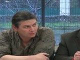 Table ronde de l'écologie Pierrick Morin et Corinne Lepage