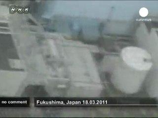 Course contre la montre à Fukushima - no comment