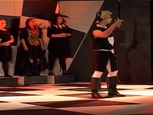Teaser - Le Roi est Mort - Théâtre du Relais
