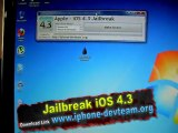 How to Jailbreak Apple ios 4.3, Jailbreak ios 4.3, unlock apple 4.3 WORKING