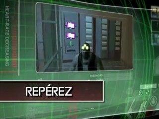 Trailer de lancement de Splinter Cell 3D de Splinter Cell 3D