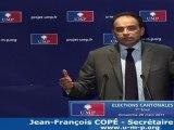 UMP - Cantonales : mobilisation générale pour le 2nd tour