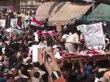 Yémen: Funérailles massives à Sanaa