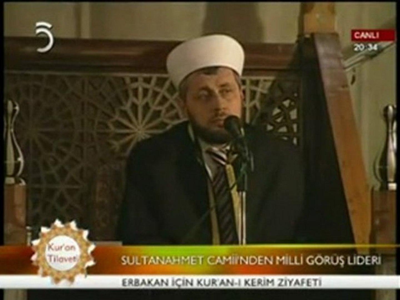 İshak Danış - Sultanahmed - Kuran Ziyafeti 2011