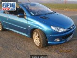 Occasion Peugeot 206 cc Givors