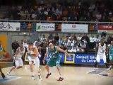 Résumé du match Orleans Loiret basket - Pau Lacq Orthez