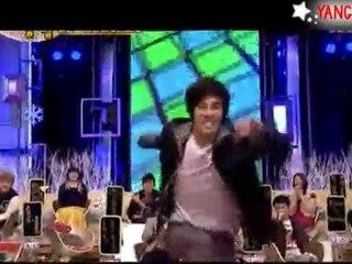 Jokwon (2AM)  Jungmin (SS501) Dance Battle