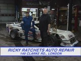 Barry Newman Steering Advice - Ricky Ratchets Auto Repair London Ontario
