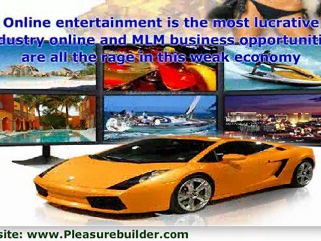 PleasureBuilder.com,business home, home business opportuniti