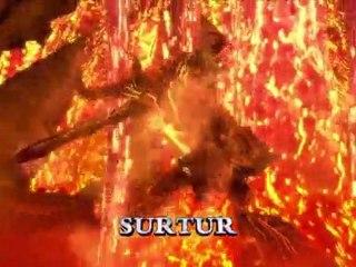 Trailer de présentation de Thor: Dieu du Tonnerre