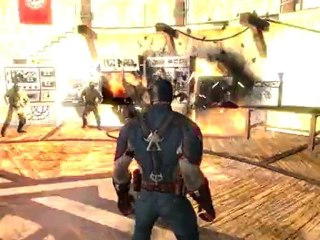 Trailer Captain America de Captain America : Super Soldier
