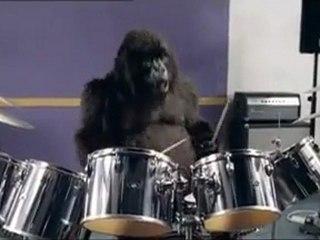 Hilarante publicité Cadbury avec Gorille [Buzz]