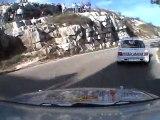 rallye de Vence 2010 ES1 montée du col de VENCE