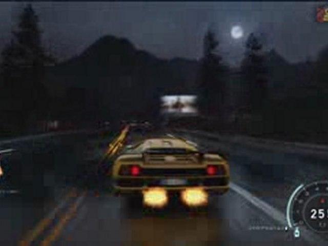 Need For Speed Hot Pursuit Xbox 360 Lamborghini Untamed Dlc