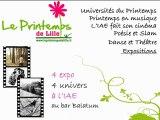Festival du Printemps de Lille : les expositions