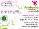 Festival du Printemps de Lille : les Universités du Printemps