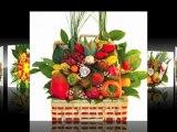 Corbeille de Fruits - Cadeau Original - Cadeau anniversaire - Mariage