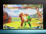 Spot TV Super Street Fighter IV 3D