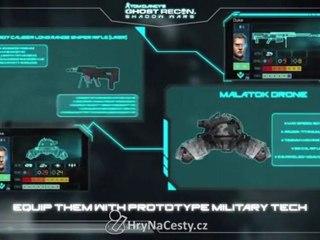 Ghost Recon: Shadow Wars trailer de lancement de Tom Clancy's Ghost Recon: Shadow Wars