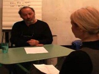 Faut-il des qualités artistiques pour participer à l'atelier ? - Video Atelier Vert Lumiere 3/12