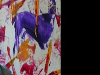 Comment se déroule une séance d'arthérapie a l'atelier vert lumiere? - Video Atelier vert lumiere 4/12