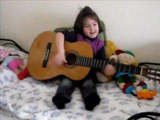 gitar dinletisi :)